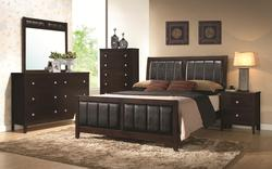 Carlton King Bedroom Group