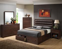 Remington California King Bedroom Group