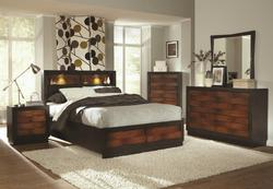 Rolwing California King Bedroom Group