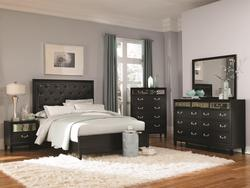 Devine King Bedroom Group
