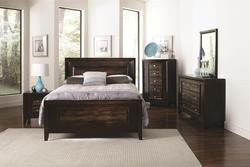 Marshall California King Bedroom Group