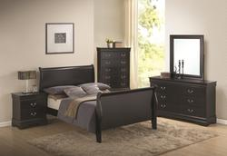 Louis Philippe King Bedroom Group
