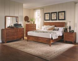 Willow Creek Queen Bedroom Group