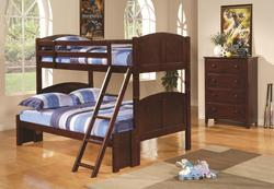 Parker Twin Over Full Bunk Bedroom Group