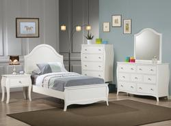 Dominique Twin Bedroom Group
