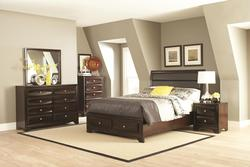 Jaxson California King Bedroom Group