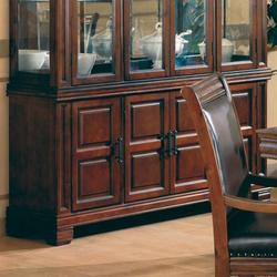 Westminster Dining Buffet with Door Storage