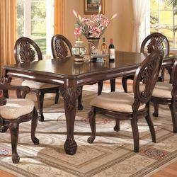 Tabitha Traditional Rectangular Dining Table