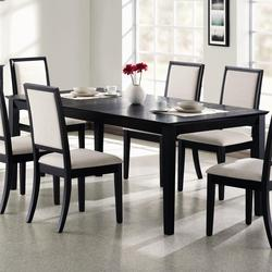 Lexton Rectangular Dining Table with 18' Leaf