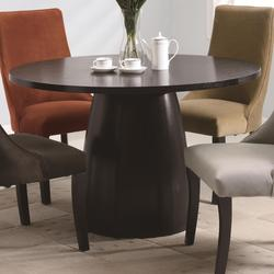 Amhurst Single Pedestal Round Dining Table