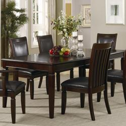 Ramona Formal Rectangular Dinner Table