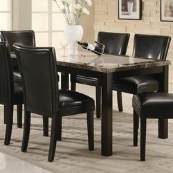 Carter Rectangular Leg Dining Table