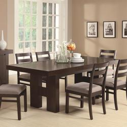 Dabny Dining Table with Pull Out Extension