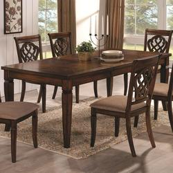 Dining 10339 Rectangular Dining Table with 18' Leaf