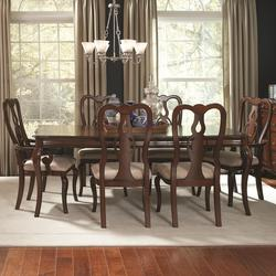 Beamont Formal Dining Table with Cabriole Legs
