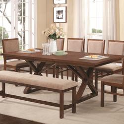 Camila Dining Table with Trestle