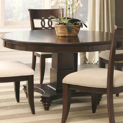 Alyssa Pedestal Dining Table
