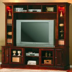Wall Units Traditional Entertainment Wall Unit