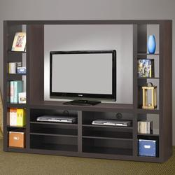 Wall Units Contemporary Entertainment Wall Unit