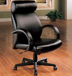 Office Chairs Contemporary Faux Leather Executive Chair