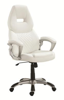 Office Chairs White High Back Office Chair