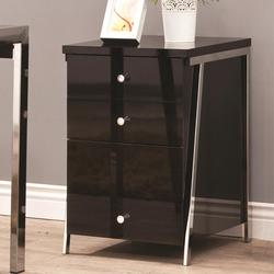 Clayton 3 Drawer File Cabinet