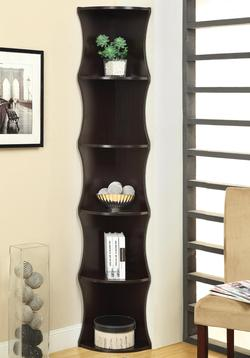 Bookcases Corner Shelf Bookcase