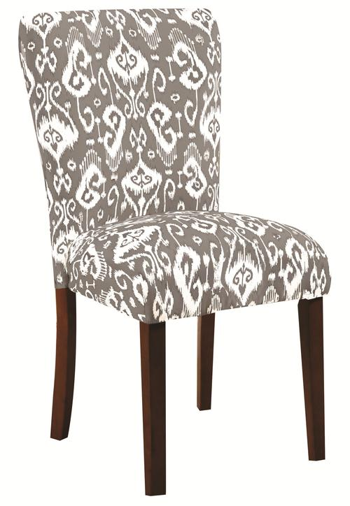 Coaster Accent Seating Ikat Side Chair : 104049 from www.luisfurniturestyle.com size 500 x 724 jpeg 49kB