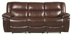 Tamilla Reclining Sofa with Casual Style