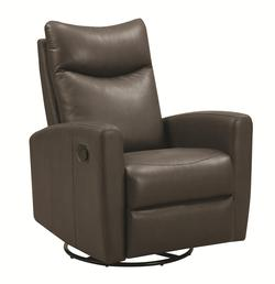 Recliners Contemporary Swivel Rocker Recliner