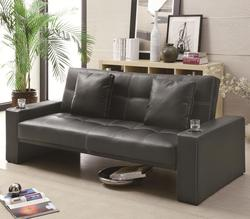 Sofa Beds and Futons Futon Styled Sofa Sleeper with Casual Furniture Style