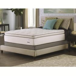 Bali King Pillow Top Mattress and Foundation