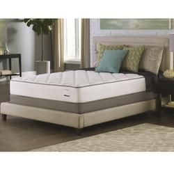 Crystal Cove Mattresses Twin Plush Mattress and Foundation