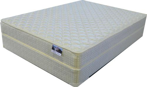 corsicana venice king firm mattress and box spring. Black Bedroom Furniture Sets. Home Design Ideas