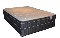 100 Eurotop King 100 Eurotop Mattress and Box Spring