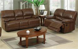 9963 2 Piece Casual Reclining Living Room Group