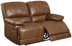 9963 Casual Split Back Loveseat with Pillow Arms