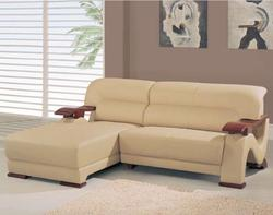 2033 Contemporary Sectional with Chaise