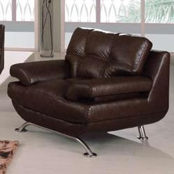 9108 Contemporary Bonded Leather Chair
