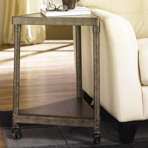 Hammary structure occasional side table for Table html structure