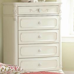 1386 Victorian 5 Drawer Chest