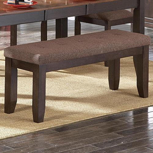 Natick Casual 48u0027 Dining Bench With Upholstered Seat