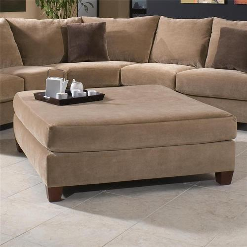 Canyon Large Square Cocktail Ottoman