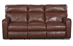 Axis 25803 Transitional Power Reclining Sofa
