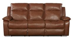 Castaway Casual Power Reclining Sofa with Bucket Seats