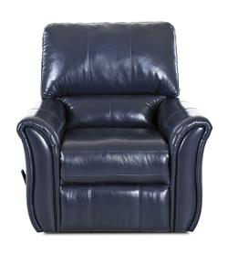 Marcus 71903 Casual Swivel Rocking Reclining Chair with Flared Arms