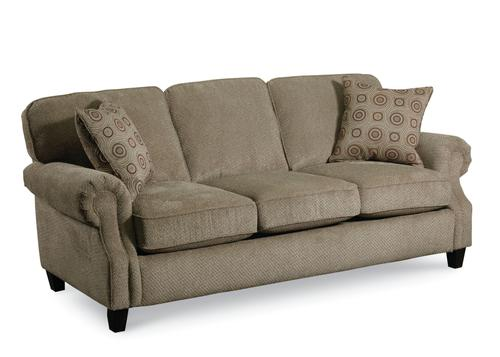 Emerson   Lane Traditional Sleeper Sofa With Tapered Legs