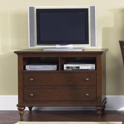 Abbott Ridge Youth Bedroom Media Chest