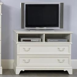 Arielle Youth Bedroom Traditional Media Chest