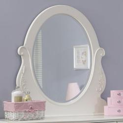 Arielle Youth Bedroom Oval Mirror